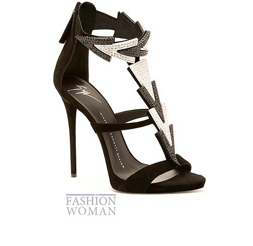 Коллекция обуви Giuseppe Zanotti осень-зима 2015-2016 фото №17