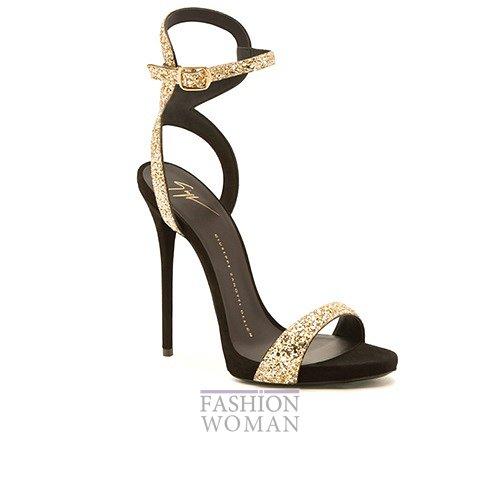 Коллекция обуви Giuseppe Zanotti осень-зима 2015-2016 фото №4