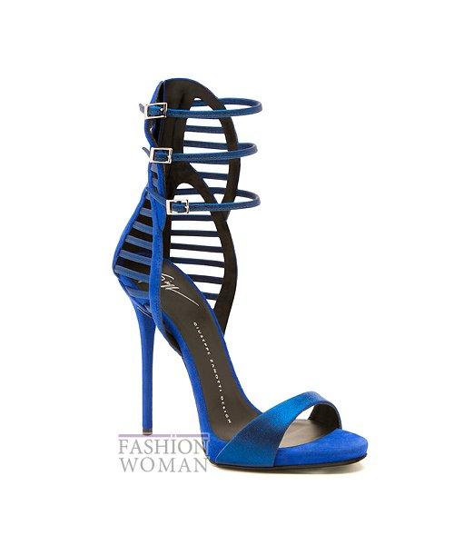 обувь Giuseppe Zanotti фото