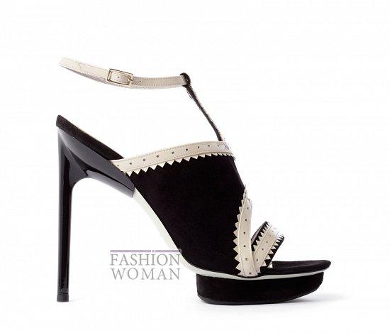 Коллекция обуви Jason Wu Pre-Fall 2012 фото №2