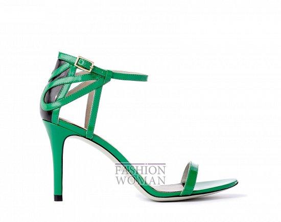 Коллекция обуви Jason Wu Pre-Fall 2012 фото №13
