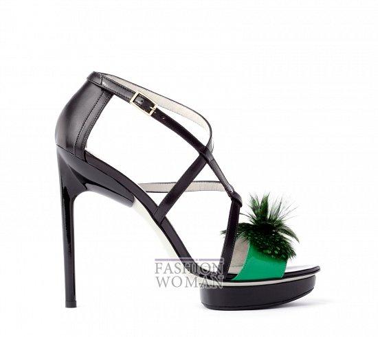 Коллекция обуви Jason Wu Pre-Fall 2012 фото №19