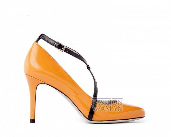 Коллекция обуви Jason Wu Pre-Fall 2012 фото №3