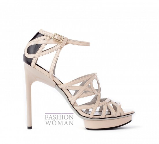 Коллекция обуви Jason Wu Pre-Fall 2012 фото №21