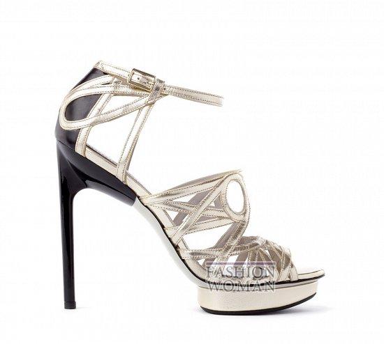 Коллекция обуви Jason Wu Pre-Fall 2012 фото №22