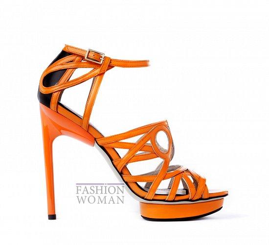 Коллекция обуви Jason Wu Pre-Fall 2012 фото №24