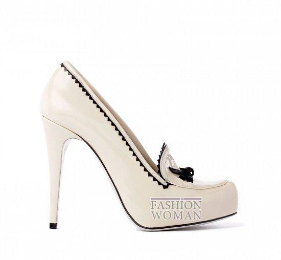 Коллекция обуви Jason Wu Pre-Fall 2012 фото №26