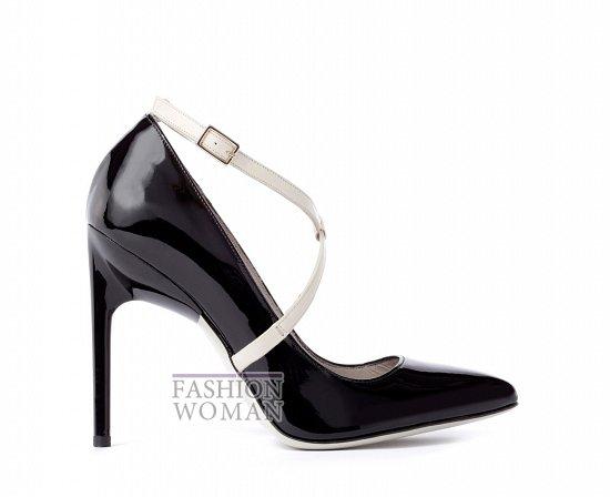 Коллекция обуви Jason Wu Pre-Fall 2012 фото №9