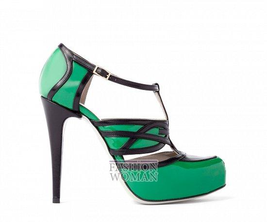 Коллекция обуви Jason Wu Pre-Fall 2012 фото №10