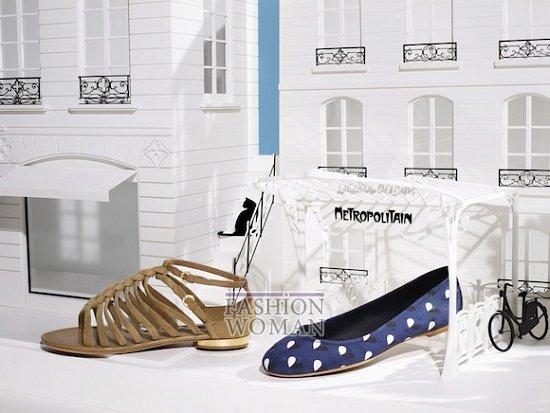Коллекция обуви Louis Vuitton весна-лето 2012 фото №1