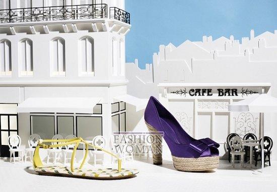 Коллекция обуви Louis Vuitton весна-лето 2012 фото №2