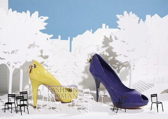 Коллекция обуви Louis Vuitton весна-лето 2012 фото №3