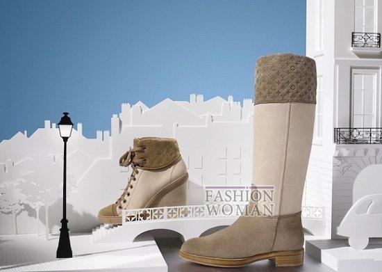 Коллекция обуви Louis Vuitton весна-лето 2012 фото №5