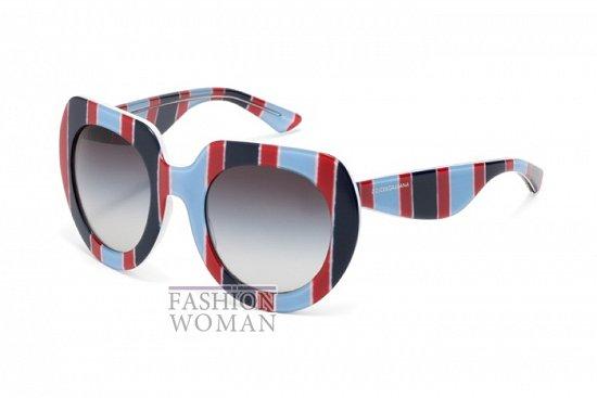 Солнцезащитные очки Dolce & Gabbana Stripes