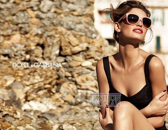 модные очки от Dolce&Gabbana