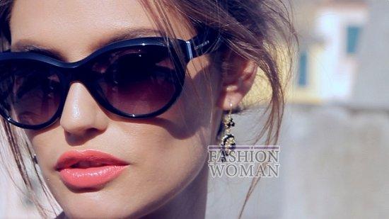 очки Dolce&Gabbana лето 2012