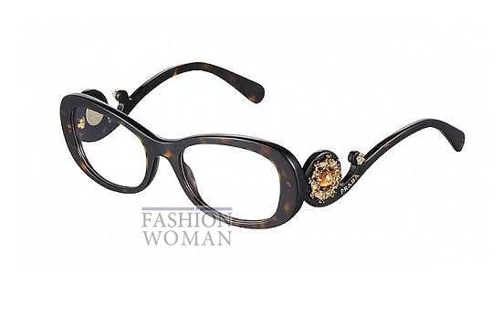 Коллекция очков Prada Precious Ornate фото №8