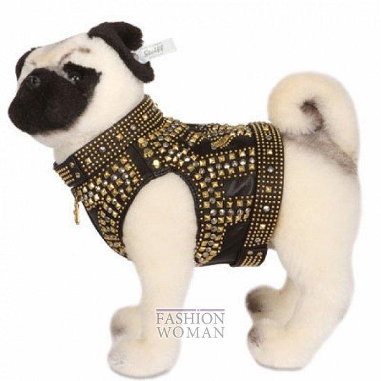 Коллекция плюшевых собачек от знаменитых дизайнеров фото №1