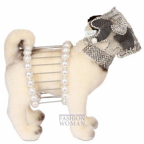 Коллекция плюшевых собачек от знаменитых дизайнеров фото №2