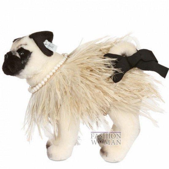 Коллекция плюшевых собачек от знаменитых дизайнеров фото №11