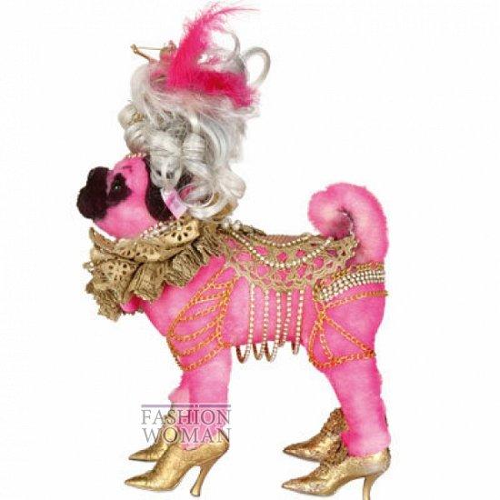 Коллекция плюшевых собачек от знаменитых дизайнеров фото №13