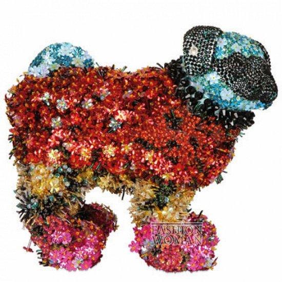 Коллекция плюшевых собачек от знаменитых дизайнеров фото №15