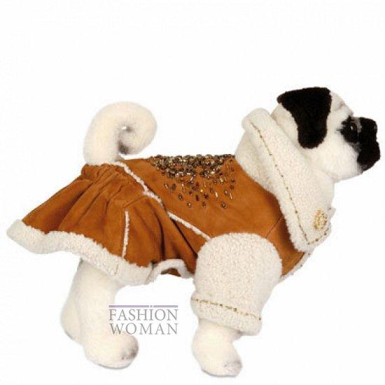 Коллекция плюшевых собачек от знаменитых дизайнеров фото №16