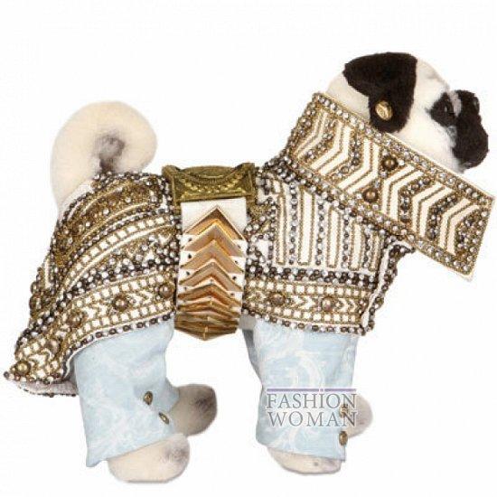 Коллекция плюшевых собачек от знаменитых дизайнеров фото №3