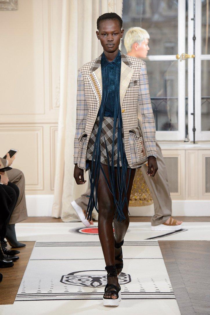 Коллекция Schiaparelli Haute Couture весна-лето 2018 фото №2