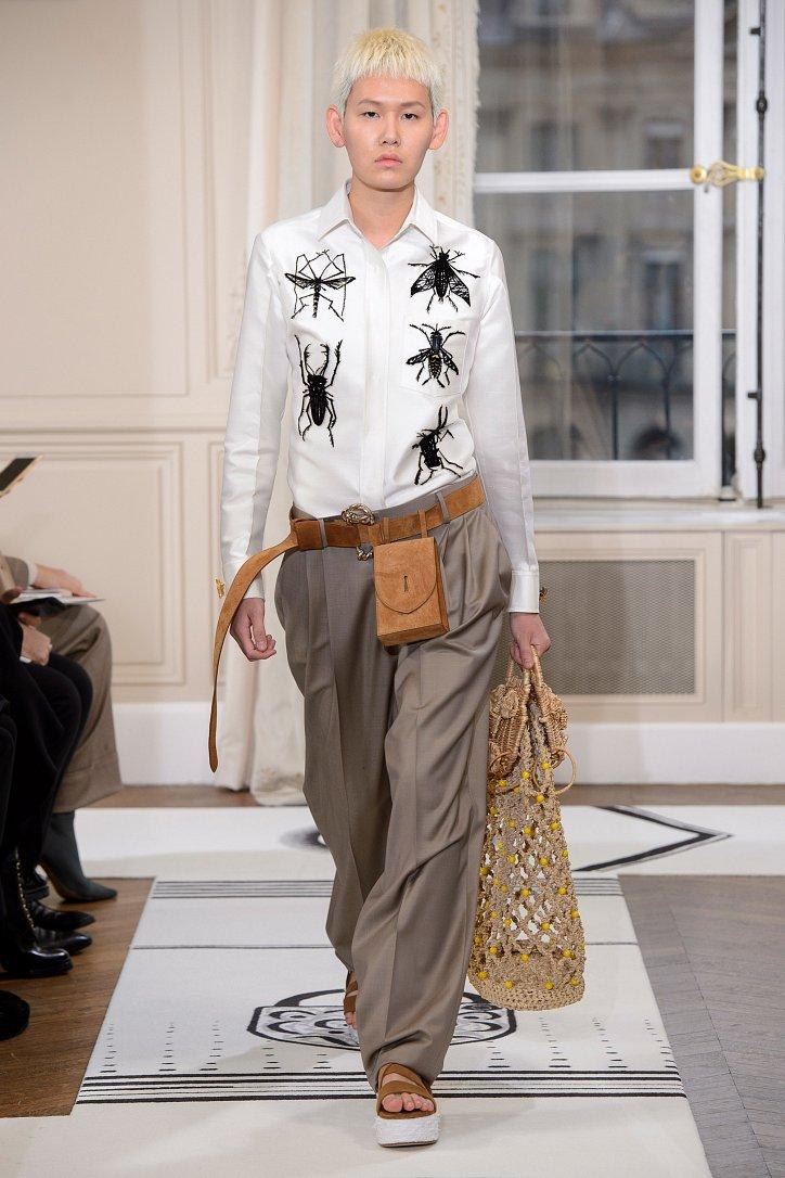 Коллекция Schiaparelli Haute Couture весна-лето 2018 фото №3