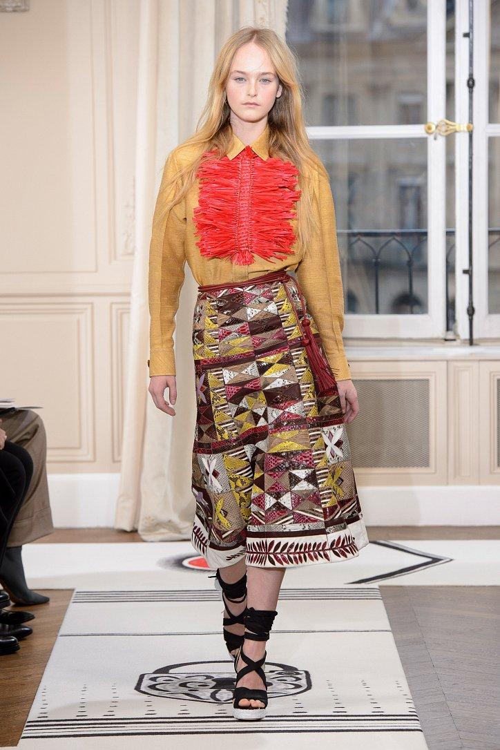 Коллекция Schiaparelli Haute Couture весна-лето 2018 фото №4