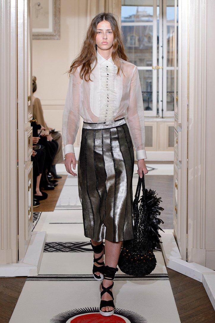 Коллекция Schiaparelli Haute Couture весна-лето 2018 фото №6