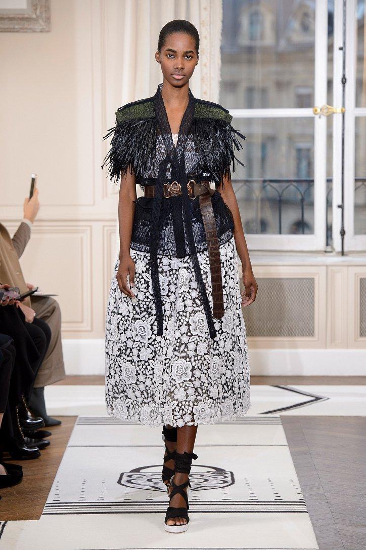 Коллекция Schiaparelli Haute Couture весна-лето 2018 фото №7