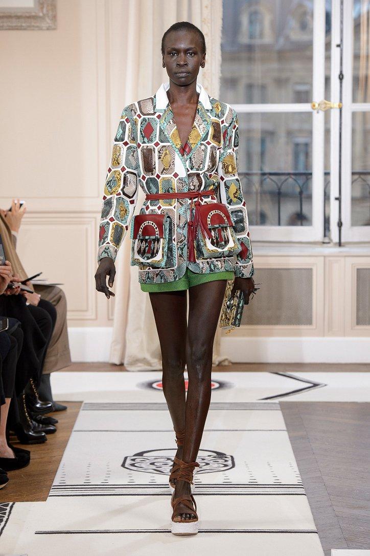 Коллекция Schiaparelli Haute Couture весна-лето 2018 фото №8