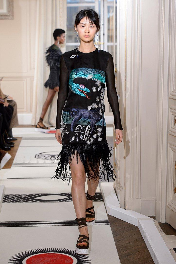 Коллекция Schiaparelli Haute Couture весна-лето 2018 фото №9