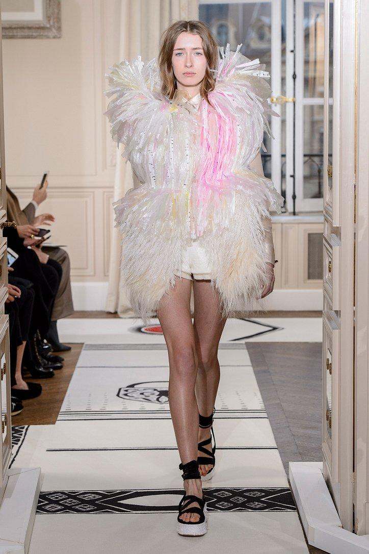Коллекция Schiaparelli Haute Couture весна-лето 2018 фото №11