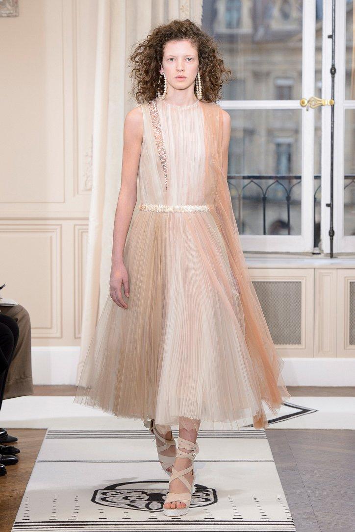 Коллекция Schiaparelli Haute Couture весна-лето 2018 фото №15