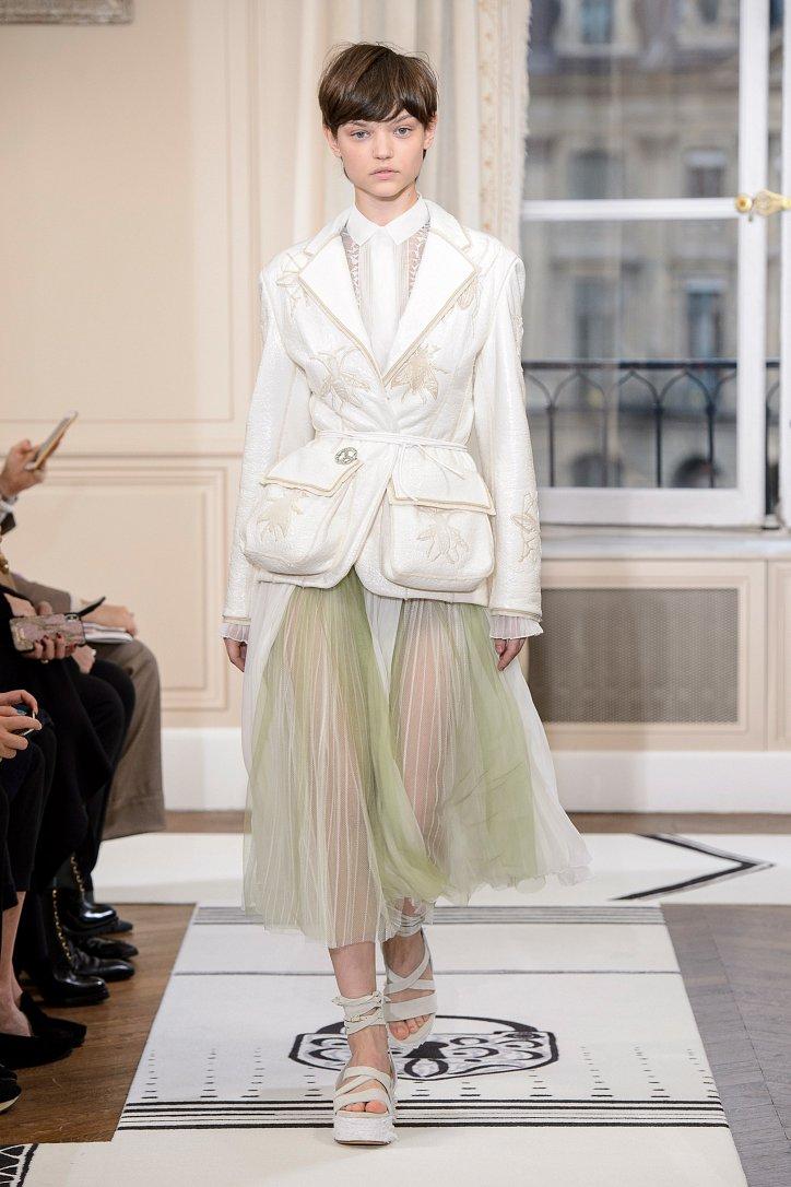 Коллекция Schiaparelli Haute Couture весна-лето 2018 фото №16