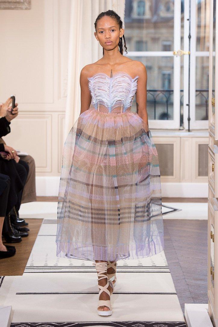 Коллекция Schiaparelli Haute Couture весна-лето 2018 фото №18