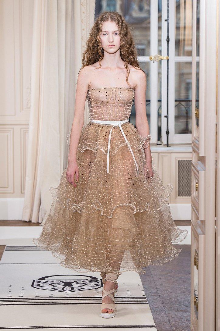 Коллекция Schiaparelli Haute Couture весна-лето 2018 фото №19