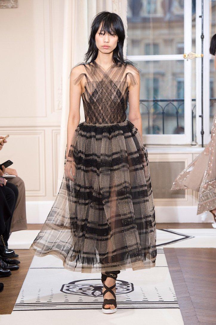 Коллекция Schiaparelli Haute Couture весна-лето 2018 фото №20