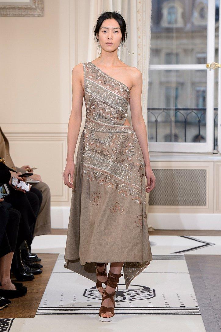 Коллекция Schiaparelli Haute Couture весна-лето 2018 фото №21