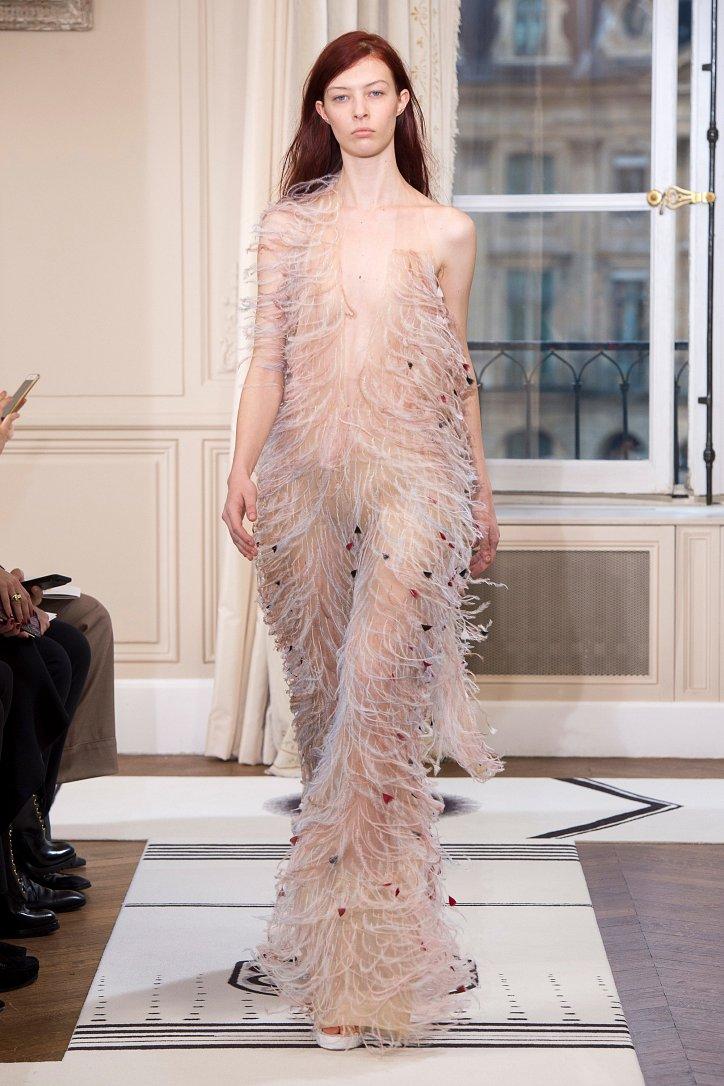 Коллекция Schiaparelli Haute Couture весна-лето 2018 фото №22