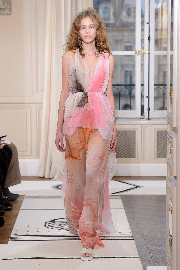 Коллекция Schiaparelli Haute Couture весна-лето 2018 фото №24