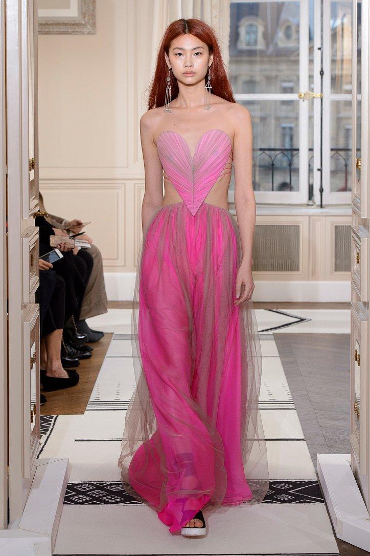 Коллекция Schiaparelli Haute Couture весна-лето 2018 фото №25