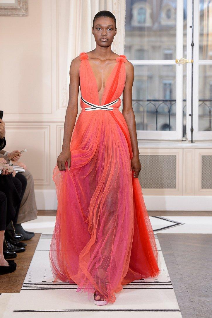 Коллекция Schiaparelli Haute Couture весна-лето 2018 фото №26
