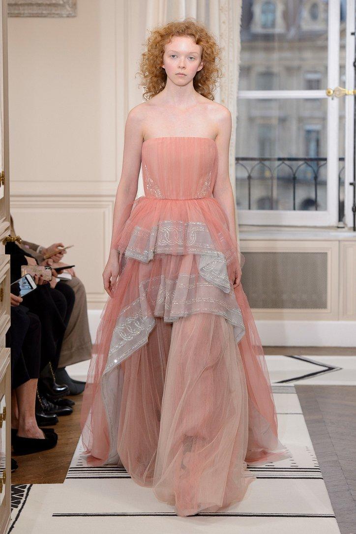 Коллекция Schiaparelli Haute Couture весна-лето 2018 фото №27