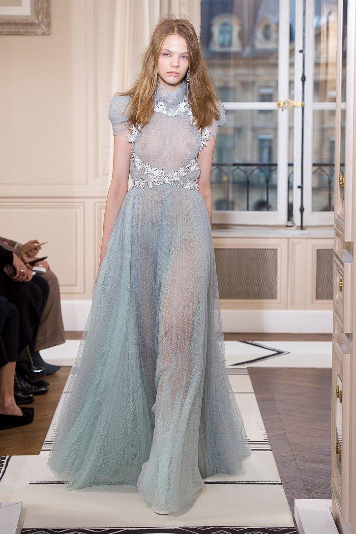 Коллекция Schiaparelli Haute Couture весна-лето 2018 фото №28