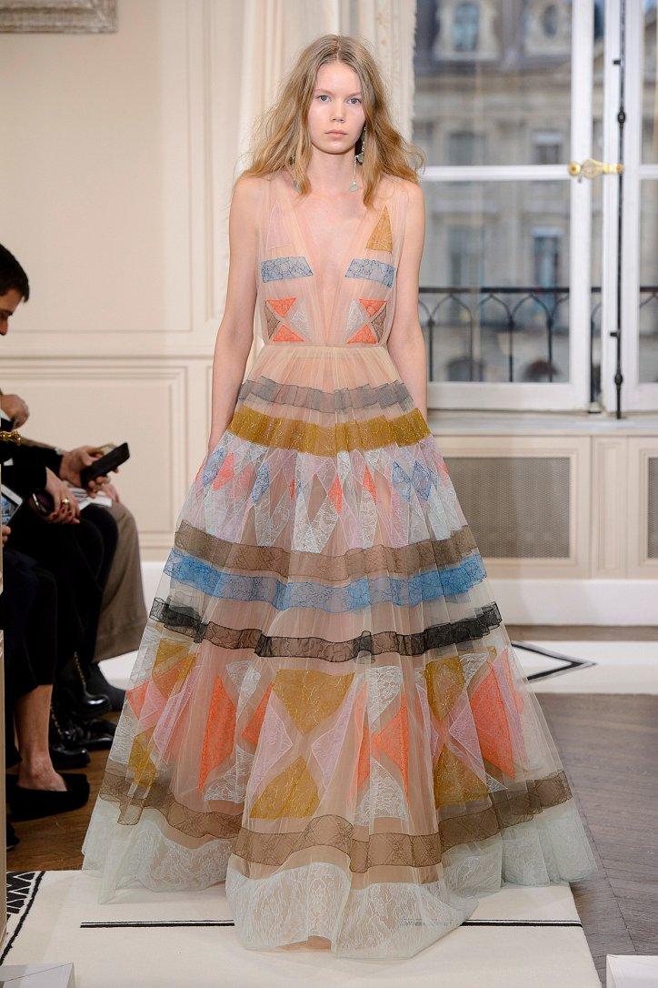Коллекция Schiaparelli Haute Couture весна-лето 2018 фото №29