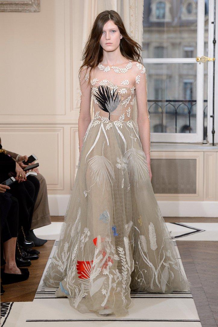 Коллекция Schiaparelli Haute Couture весна-лето 2018 фото №30